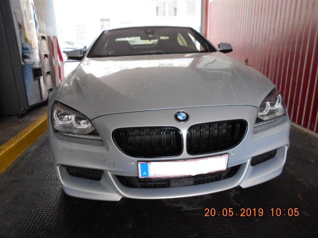 BMW 640d xDrive Gran Coupe M Sport Umlackierung auf Kundenwunsch